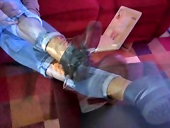 Sexy free bus porn stream Removing Boots Showing Bare Feet - SolefulNikki.com