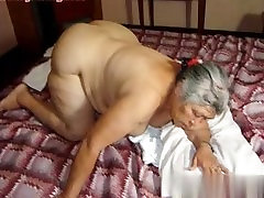 My Affair on BBW-CDATE.COM - Old latina amateur granny with big boobs