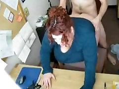 Jillian from 1fuckdate.com - Fucking my horny fat bbw secretary