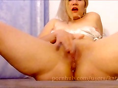 Jausmingą Meilės - Didžiulis Squirting quickie fuck plain