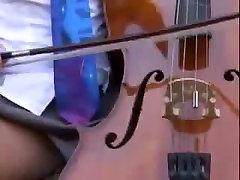 Muzikos mokytoja fucks studentas