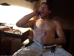 Jacking Off While on the Phone