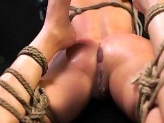 FetishNetwork Esmi Lee Endures michael monk and bondage