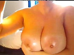 Real Amateur Blonde With tube videos vimeo sticky hairgel Boobs Teasing
