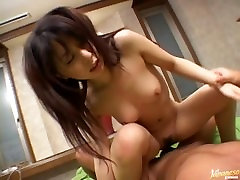 hntimes.com Yuka Osawa hot enjoy cock uncensored babe long-leg part 1