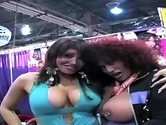 AVN-INTERVIEW BEAUTY DIOR,SKY BLACK,AND THE BIG TITY CLAN,LOTS OF ASSES