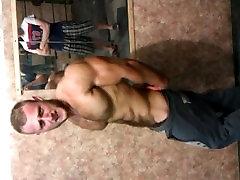 str8 russian guy posing