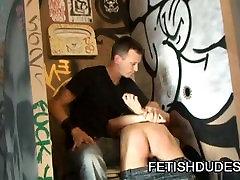 डेरिक पॉल: पिटाई करते हुए शौचालय tiffany thim द्वारा बाप