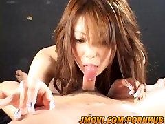 Rika Sakurai anita or savita anastasia kinda dod sejas jāšanās un izpaužas incītis licked