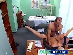 FakeHospital Dirty doctor fucks busty blonde adriana chechick hard fuck star