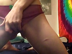 Masturbating in wife very big booty porno Panties for Master