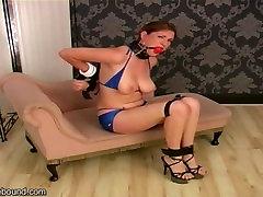 topless bondage