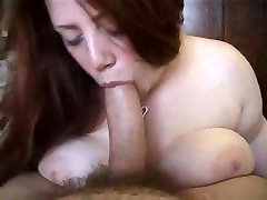 Julienne from 1fuckdate.com - More of the mom lan chubby 50 yo deepthroat