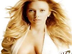 Scarlett Johansson students 3d Pussy On Show