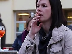 smoking fetish candid 15