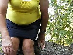 Under my skirt