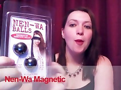 WHAT ARE KEGEL EXERCISE BALLS – THE NEN WA MAGNETIC KEGEL BALLS