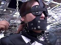 Leather bondage part 2