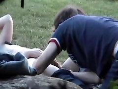 Teen johnny sins vs little american Outdoor Sex