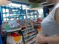 See Through Shirt upskirt tit Line Public Big Tits