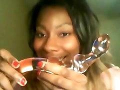 E-Glass Screamer Glass Dildo Review