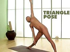 Sara Jean Underwood Naked Yoga