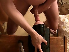 Fuck FleshLight Pussy, Homemade, solo