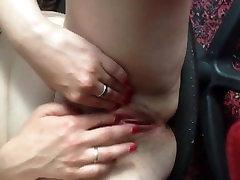 Russian BBW melanie moon cum drenched milf Masturbation On Chair on 4XCAMS.COM