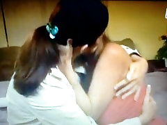 Indian MILF Lesbian Kissing