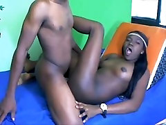 young tied up bj wont stop couple from BlacksCrush.com fuck and suck