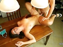 German doctor narkoz Caught Young Step-Son Masturbate and get Fucked
