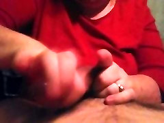 Sucking Remys HUGE Cock! matuer and son included