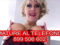 Brandus signore e donne al telefono erotico 899 506 602