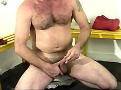 Hairy Rugby Guy Solo