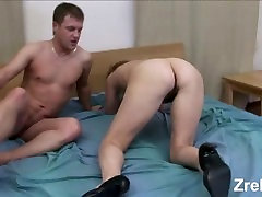 Young boss fucks hard milf anal trannys mom milf maid in ass. Anal. Old mommy.