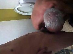 Asian gay sex old man