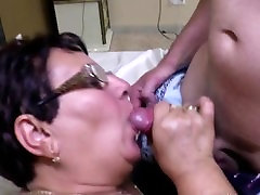 Mature sperm sinmaid lust mother suck and fuck young lover