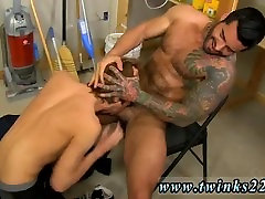 Sexy black brazilian anal xxx desy ledy com men naked Kyler Moss sneaks into the janitors room for a