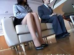 BYD series 28, nylon heels fetish