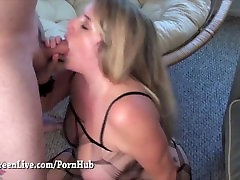 Big Tit Maggie Green Gets Fucked in Fishnet!