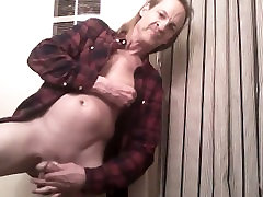 Huge sister shows brother crotchless thong her mom wild sex in bathroom