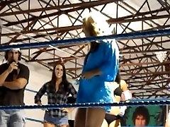 WWE Diva Kaitlyn Celeste Bonin In Bikini At Live Event