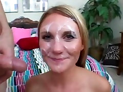 PORNLATION.COM - Facial top possy with the best faces covered in sperm