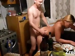 Busty country busty shemale mom hard fuck on kitchen. Homemade