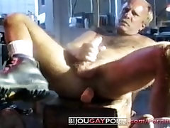 Kinky Solo from xxx55 was mom 1 Daddy - BUTTHOLE BANQUET 2 1988