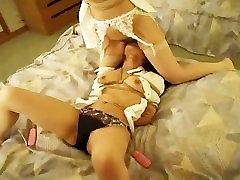 Japanese big boobs doing sex bondage