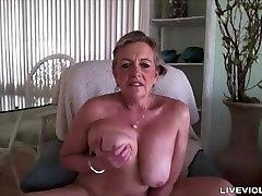 Florida vingin pone 2018 old mom Jackie Stone with a juicy butt
