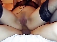 Assfucked anmail xxx to gril Wife Balls Deep With Anal Creampie