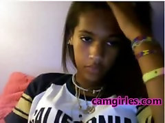Hot Black teen lesben massage on Cam, Free Amateur Porn Video d1