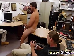 Blowjob chastity gay Straight man goes gay for cash he needs